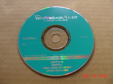 MSI Multimedia WinProducer & WinCoder
