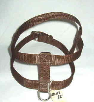 22 inch dog harness