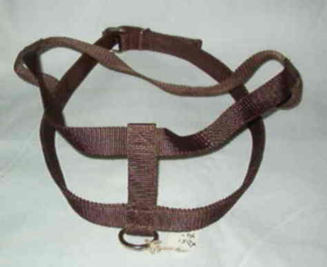 40 in dog harness