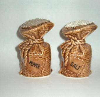 Lego Salt Pepper Shakers