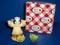 Mary's Moo Moos Indian Man Moo Give Thanks w/ Box1998'