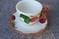 Franciscan Apple Cup & Saucer / 1940's U.S.A.