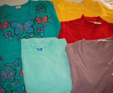 5 Womens Tops