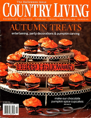 Country Living Oct. 2005