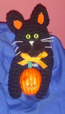 black cat jar