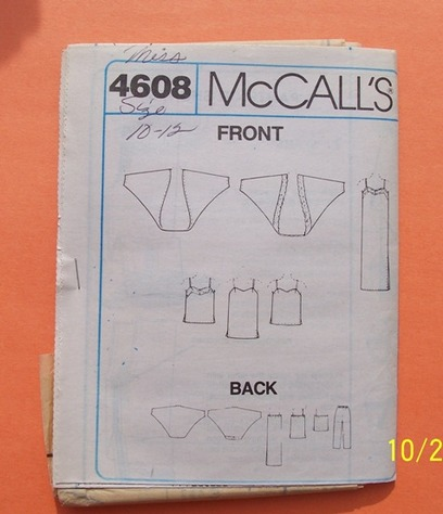 mccalls 4608