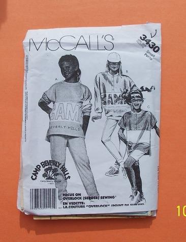 mccalls 3430
