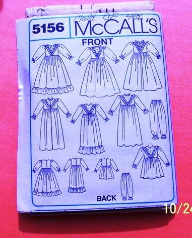 mccalls 5156