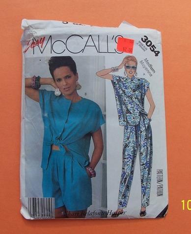 mccalls 3054