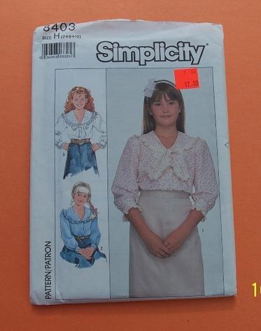 simplicity 8403