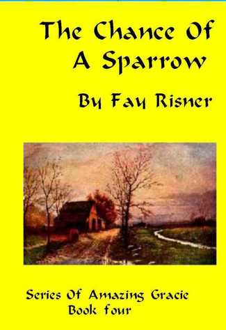 Chance Of A Sparrow - book four in mystery series