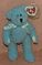 TY Beanie Baby Attic Treasures Bluebeary 1993 Retired Free Ship