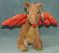 TY Beanie Baby Scorch the Dragon 1998 Retired Free Shipping