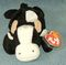 TY Beanie Baby Daisy the Cow 1993 Retired Free Shipping