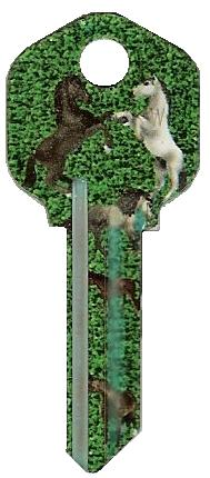 Horse House Key