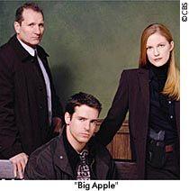 Big Apple Cast