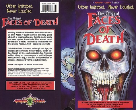 Faces of Death Pic