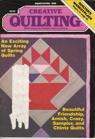 creative quilt mar apr 1988