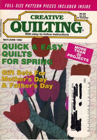 creative quilt may/june 1996