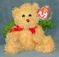 TY Beanie Baby Joyous Christmas Angel Bear 2006 Retired