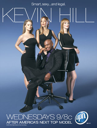 Kevin Hill Cast