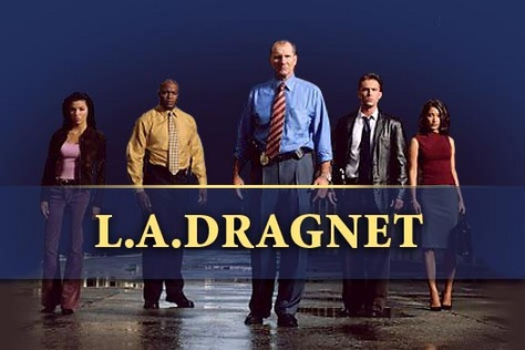 L.A. Dragnet Cast