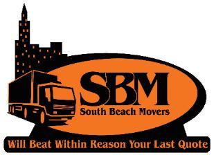 South Beach Movers Logo