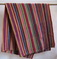 Hand-Woven Wool Blanket from Peru - Brilliant Colors