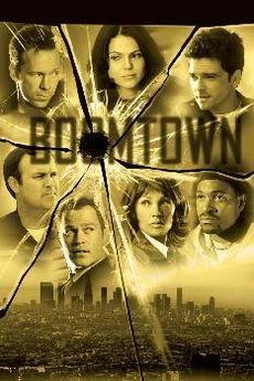 Boomtown Cast