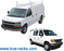 Van Ladder Racks for Commercial Vans, Minivans - Van Shelving