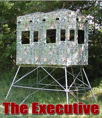 Executive Corporate Hunting Lease Blinds
