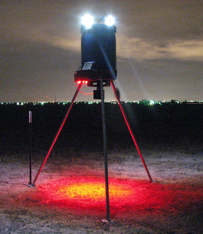 wild hog feederlights from HuntSports