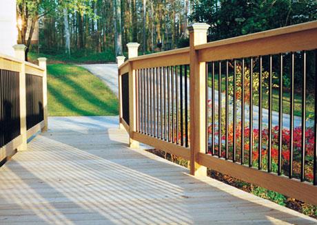 Decks Fencing & Railings