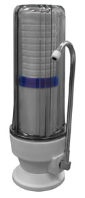 Counter Top Water Filter 2 Stage