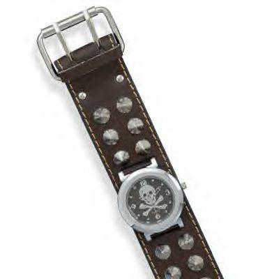 Men's Biker Style Watch!