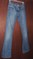 OLD NAVY size 16 bootcut jeans * adjustable waist