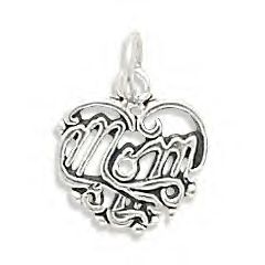 Great Addition To Mom's Charm Bracelet!