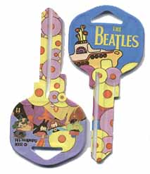 Beatles House Key
