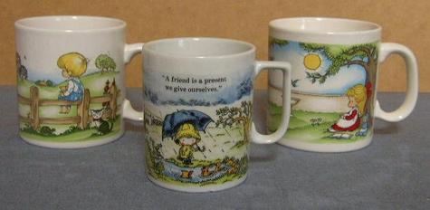 Joan Walsh Anglund Collectible Mugs