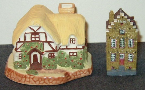 Holland-Style Miniature Cottages