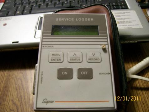 service logger