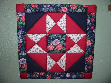 Rose Punch Quilt