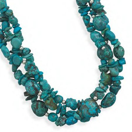Beautiful Bright Blue Turquoise!
