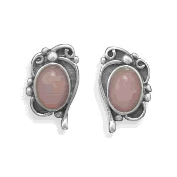 Featuring Genuine Pink Opal