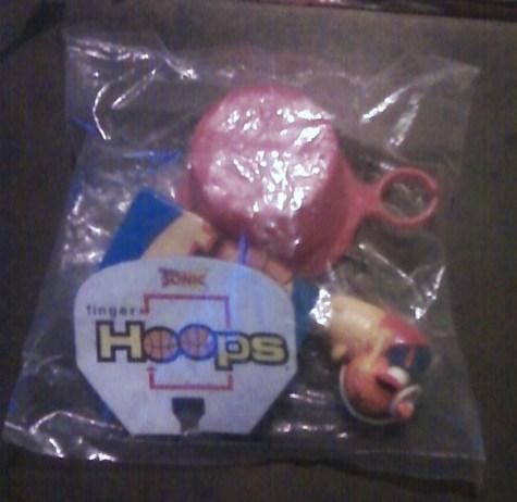 Finger Hoops