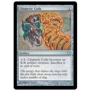 Chimeric Coils Foil