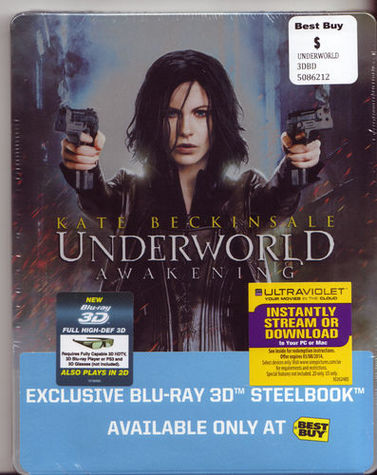 Underworld Awakening Steelbook