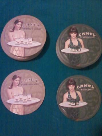 Camel Coasters