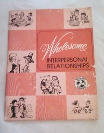 Relationships Book