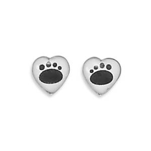 Adorable Sterling Silver Stud Earrings!